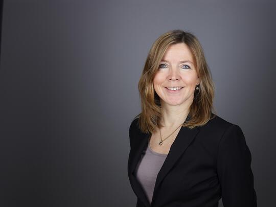 Portrett Anne Turid Wikdahl