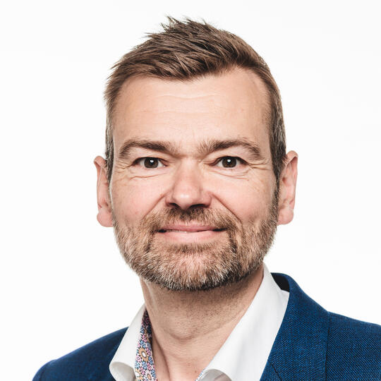 Stende, Odd Erik