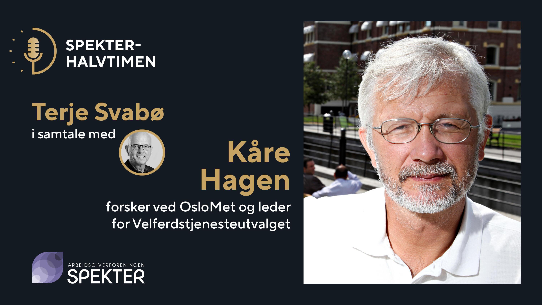 Spekterhalvtimen Kåre Hagen