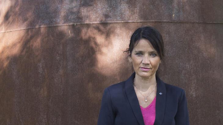 Portrett Anne-Kari Bratten