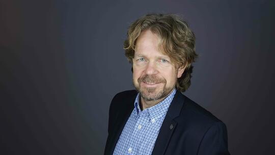 Portrett Olav Kvam