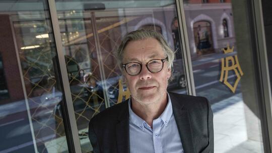 Forhandlingsdirektør Bjørn Skrattegård