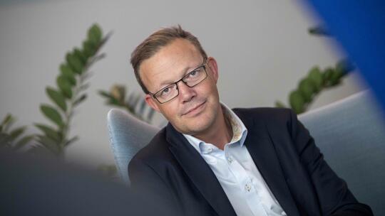 Portrett Gunnar Larsen